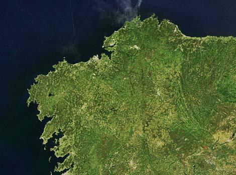 Galicia: nuevo máximo histórico como plataforma transnacional