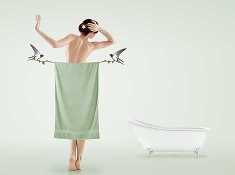 Lenzing Modal Edelweiss llega al mundo de las toallas