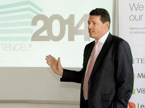 Entra en acción la nueva planta de Tencel en Austria