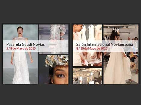 Barcelona Bridal Week celebrará su 25 aniversario en un ambiente muy internacional