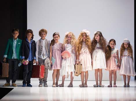 Este verano, la moda infantil fue noticia dentro y fuera de Valencia